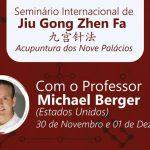 Seminário Internacional – Acupuntura dos Nove Palácios