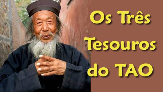 Os Três Tesouros do Tao