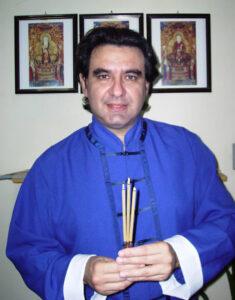 Prof. Gilberto António Silva
